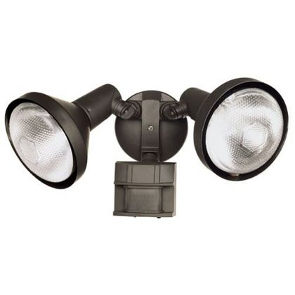 Security lights demann electrical security light mozeypictures Image collections